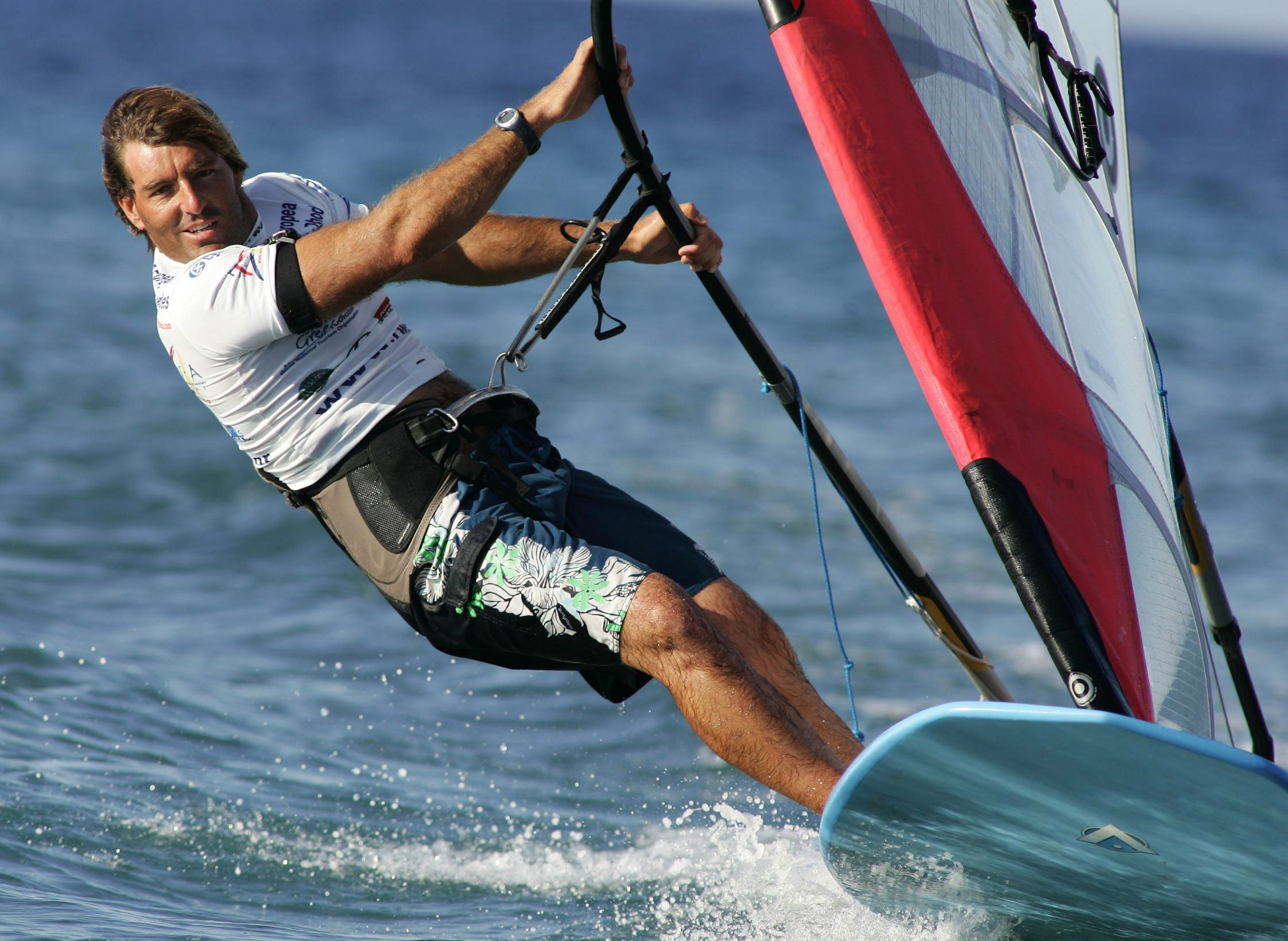 Optimal Settings For Seat Harness Lines And Boom Height Sailboat Windsurfing Forums Page 1